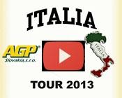 AGP ITALY TOUR 2013 video