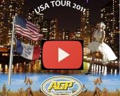 USA Tour 2011 videó